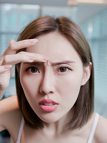 Itchy Forehead : Causes and Remedies