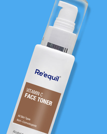 Reequil Vitamin C Face Toner for Pigmentation and Dark Spots Removal