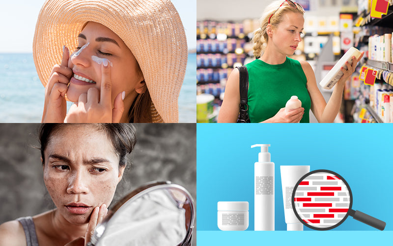 Top 4 reasons why your hyperpigmentation products aren't working