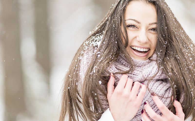 Top 5 Winter Hair Care Tips