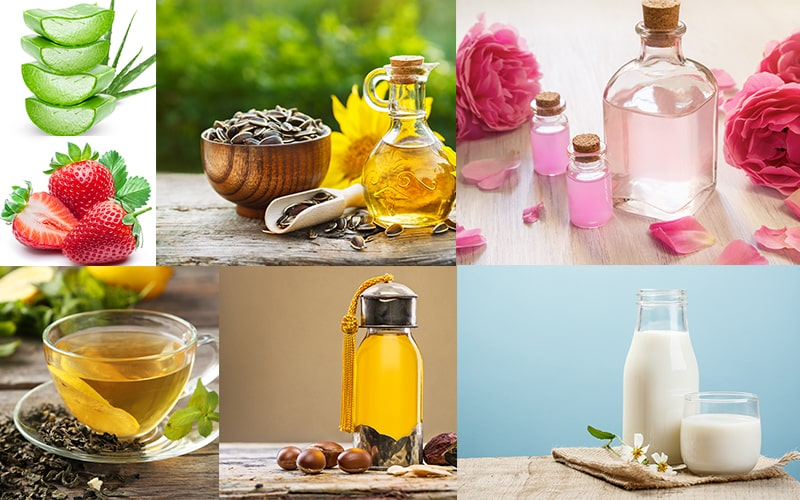 7 Natural Moisturizers For Oily Skin