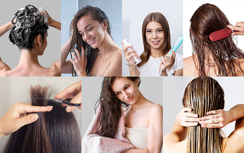 Tips To Prevent And Repair Heat Damaged Hair