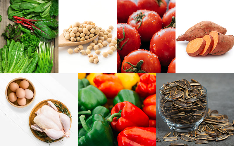 Effective And Potent Foods To Boost Collagen Production