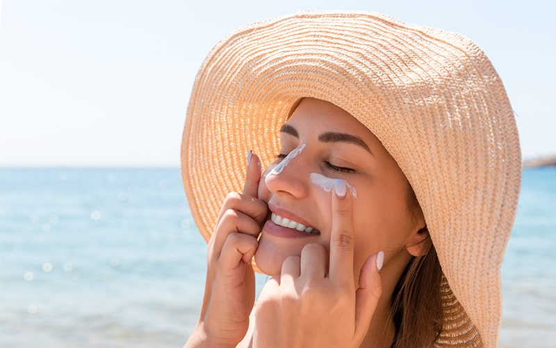 Physical Sunscreen For Oily And Acne-Prone Skin