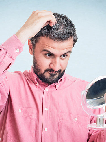 Why Premature Gray Hair? Here's What You Can Do To Treat It