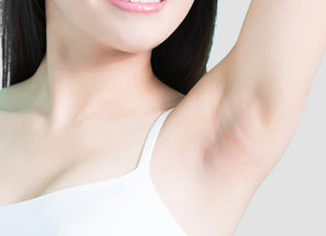 Reequil Under Arm Cream before after