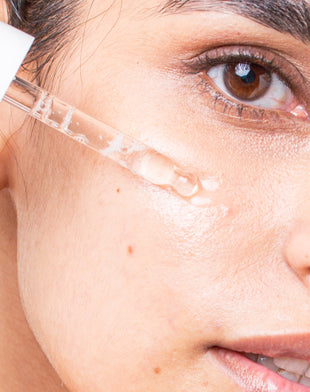Texture of reequil C10 SAP Vitamin C Serum and how it feels