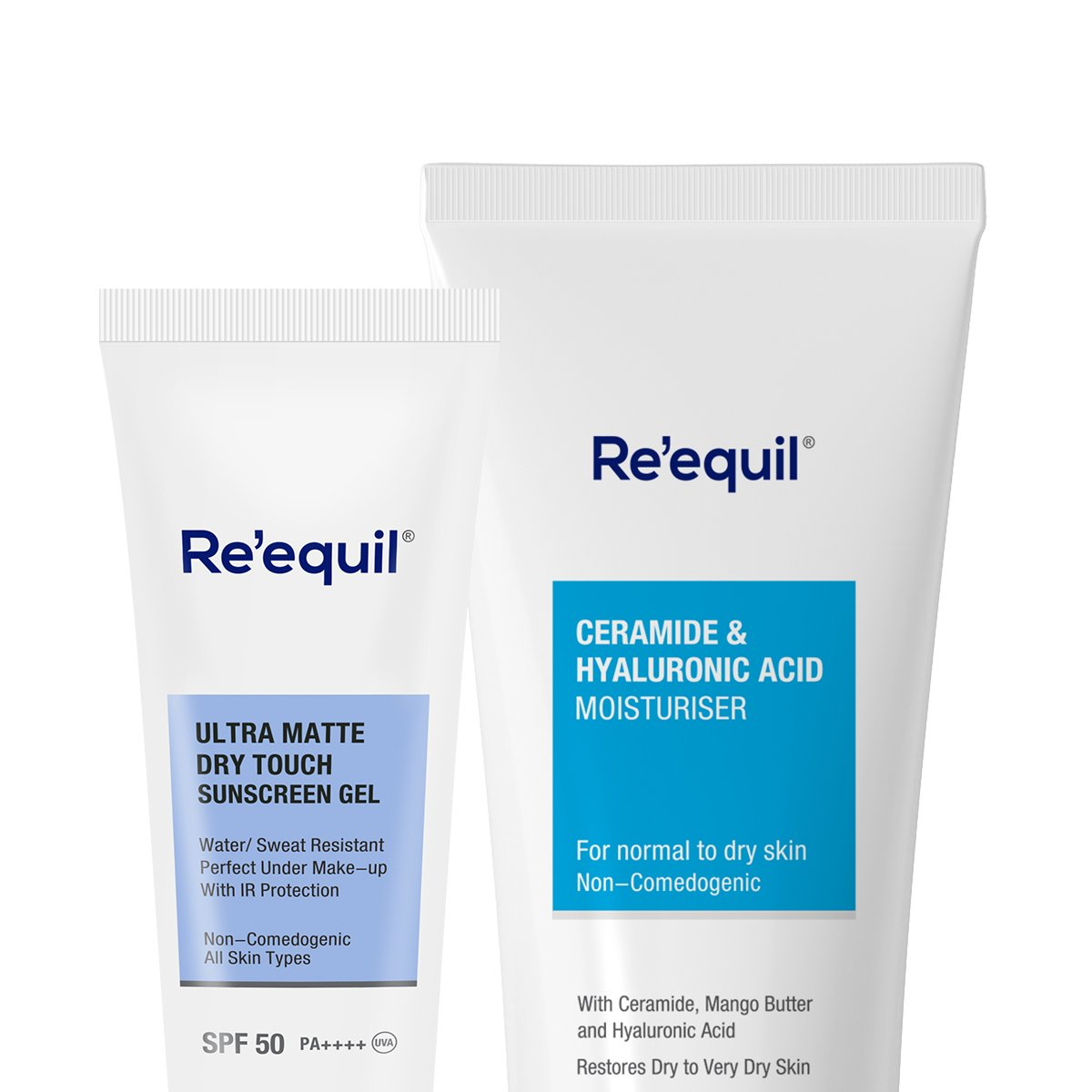 Hydrate & Sun Protect Bundle for Dry Skin