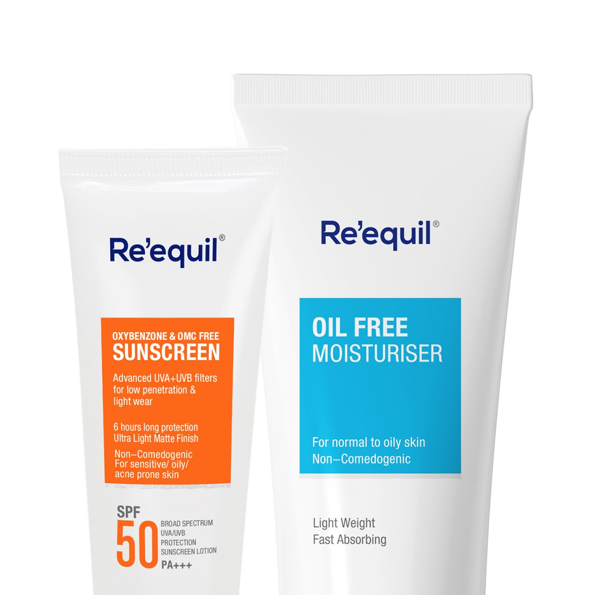 Hydrate & Sun Protect Bundle for Oily Skin
