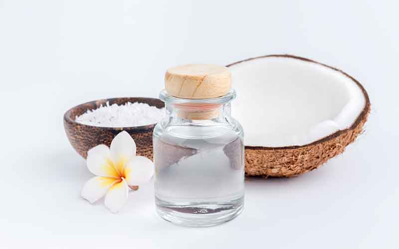 coconut oil home remedy for clearing blackheads