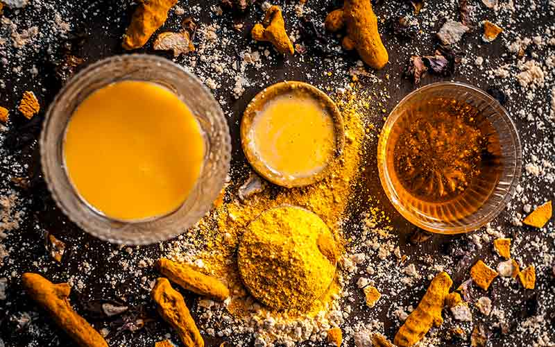 Can turmeric fight severe skin problems like acne