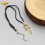 Amulette Ankh Or