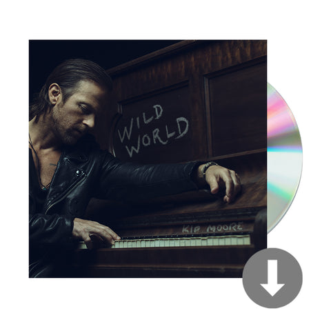 Wild World CD + Digital Album