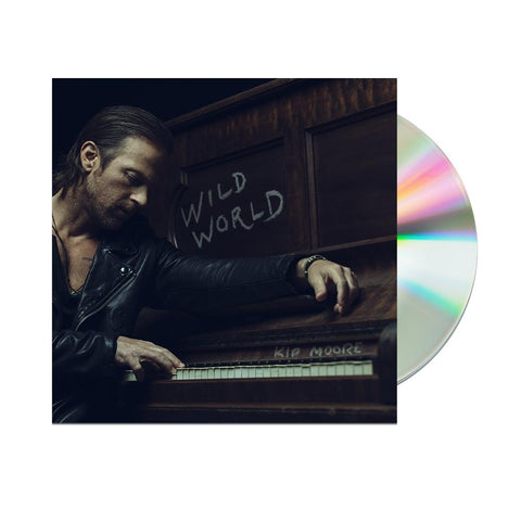 Wild World Signed CD