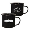 Wild World Camping Mug Set