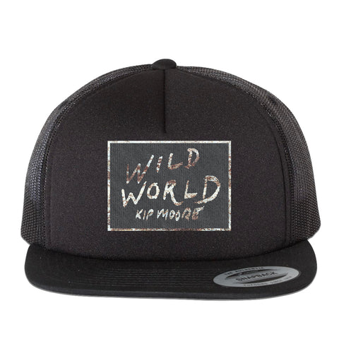 Wild World Trucker Hat