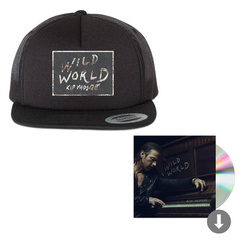 Wild World CD + Hat Package