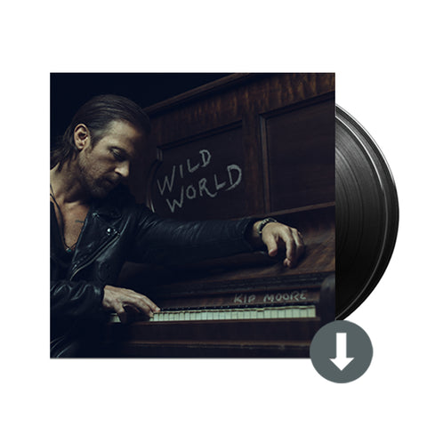 Wild World 2LP + Digital Album
