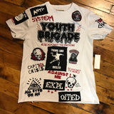 Iro Ochi Youth Brigade Tee White