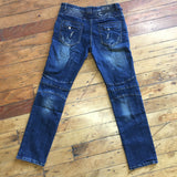 Damati denim Dmt-008 blue