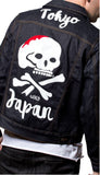 Iro-Ochi Horimono Denim Jacket Raw