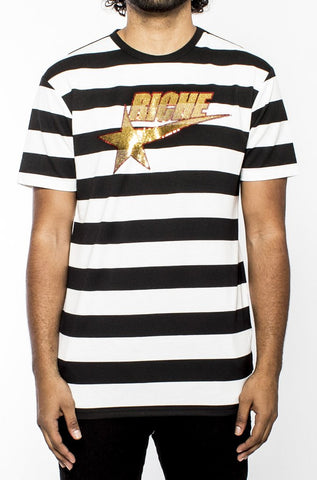 Vie Riche Star Tee Stripped