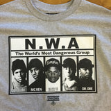 Unkomon Arts The Worlds Most Dangerous Group Tee