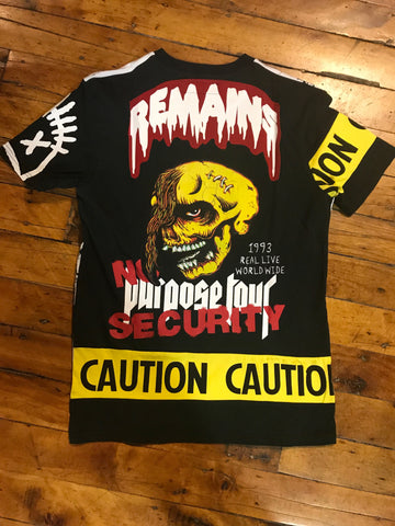 Iro-Ochi Caution Tee