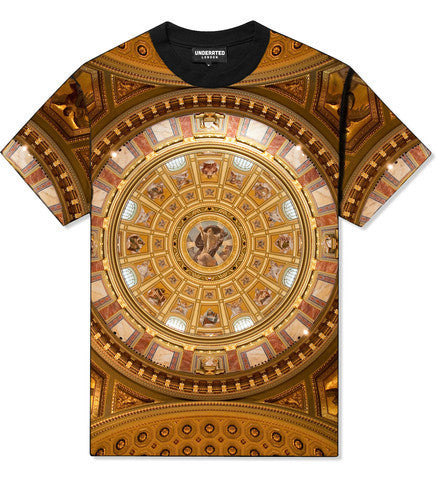Underated London Temple of Apollo Tee