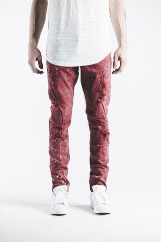 CRYSP Denim Rose