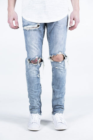 CRYSP Denim Pacific Stone wash