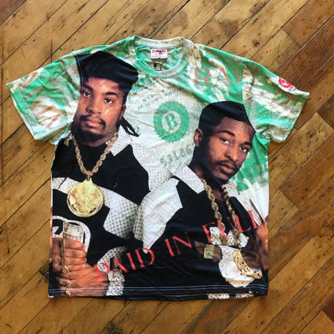 SMW Eric B and Rakim T-Shirt
