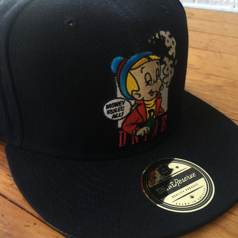 D9 Reserve Iceberg History Collection Richie Rich Snapnack