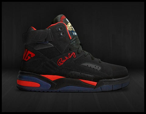 "Ewing Eclipse Black/Navy/Red ""Olympic"""