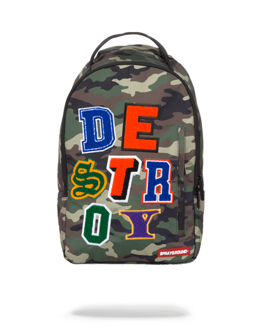 SprayGround Destroy Bookbag