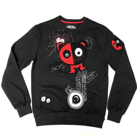 Black Keys Monster Crewneck