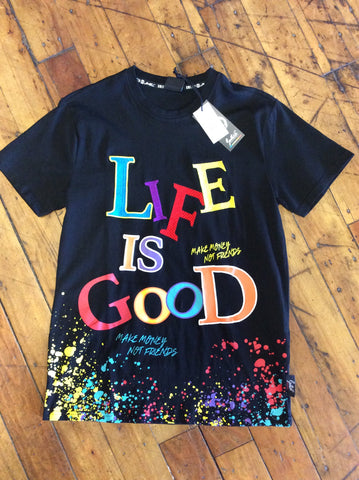SWITCH Life is Good Tee