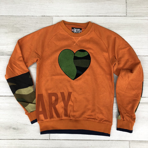 Black Keys BAMN Crewneck