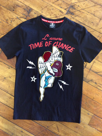 SWITCH Time of Chance tee