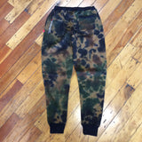 Asphalt Yacht Club Sky High Tie Dye Fleece Pants