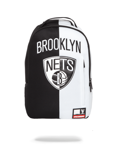 SprayGround NBA Lab Nets Split bookbag