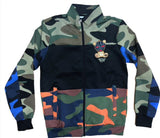 Black Keys Stickup Artist Track Jacket