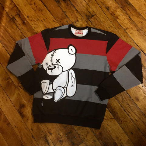 "Red Tag Brand  ""Ghost Teddy"" Sweatshirt"