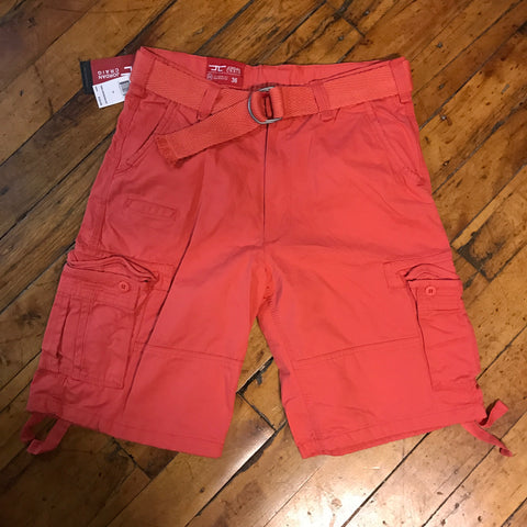 Jordan Craig Cargo Shorts Orange