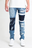 EMBELLISH NYC LEWIS DENIM