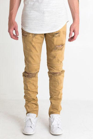 CRYSP Denim Montana