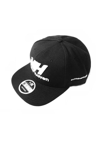 Allstar New Haven Snapback Black/White