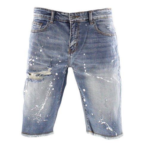 "Crysp Denim ""Atlantic"" Shorts"
