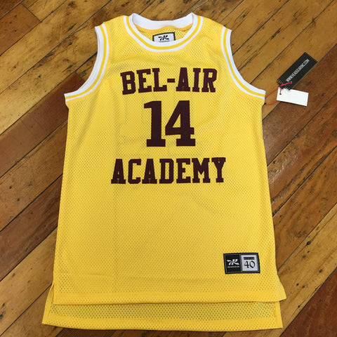 "Headgear Classics Bel Air ""W. Smith"" Jersey"