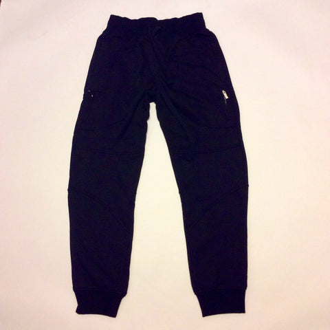 Red Tag Brand Utility Pop Joggers